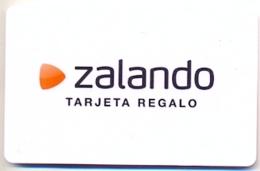 Zalando Spain  Gift Card, No Value, Collectible # Zalando-1 - Gift Cards