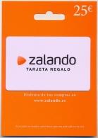 Zalando Spain  Gift Card On Its Backer, No Value, Collectible # Zalando-1a - Gift Cards