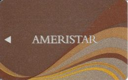 Ameristar Casino Hotel Room Key - Hotel Keycards