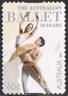 Australia 2012 Australian Ballet 60c Type 1 Self Adhesive Good/fine Used [30/27219/ND] - 2010-... Elizabeth II