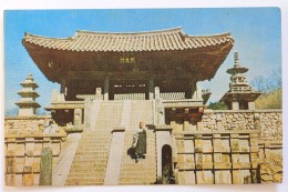 Bulkuksa Temple, South Korea - Korea, South