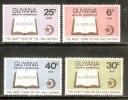 Guyana 1968 1400 Yrs Of Holy Quran Muslim Islam Religion MNH # 5657 - Islam