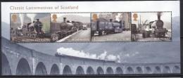 SETS GB Trains Railway MNH**  CV 8,5€ - Eisenbahnen