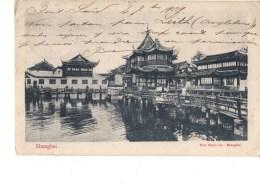 CHINE---SHANGHAI---voir 2 Scans - Chine