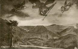 SURREY - HINDHEAD - THE DEVIL'S JUMPS Sur222 - Surrey