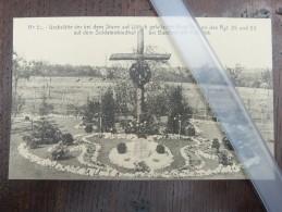 Barchon Soldatengrab Friedhof   25 & 53 Inf. Rgt // Cimetière Kerkhof 1914-1918// N° 5 C//  06-08-1914 MILITARIA - Blegny
