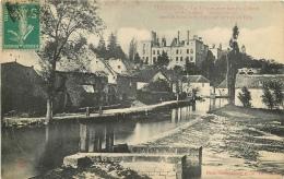 CPA Villersexel-Les écluses Et Ruines Du Château   L2082 - France