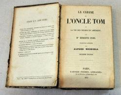 """Livre """"la Cabane De L´Oncle Tom"""" 1853 - Books, Magazines, Comics"""