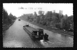 Canal De L'oise à L'AISNE    - Hat09 - France