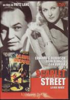 Fritz LANG La Rue Rouge (1945, Remake De « La Chienne De Jean Renoir) - DVD