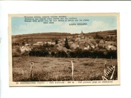 CP -MONTSAUCHE (58) - Montsauche Les Settons