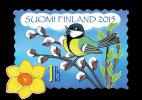 Finland 2015 Mih. 2368 Easter. Spring Twitter. Bird MNH ** - Finland