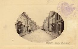 YVETOT - Rue Du Calvaire (Haut) - Yvetot