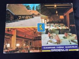 Nederland Groenlo . Camping Farm Marveld 1980 - Groenlo