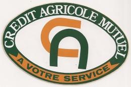 AUTOCOLLANTS CREDIT AGRICOLE - Autocollants