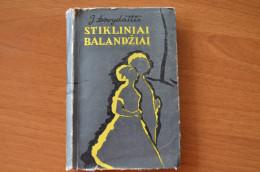 "Lithuania Story "" Stikliniai Balandziai "" 1960 - Boeken, Tijdschriften, Stripverhalen"