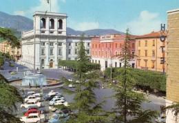 TERNI -PIAZZA C. TACITO--BANCA D'ITALIA-VG FRANCOBOLLO BUONE CONDIZIONI - Terni