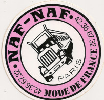 AUTOCOLLANTS NAF NAF - Autocollants