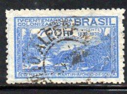W2298 - BRASILE 1932 , Yvert N. 240 Usato - Brasile
