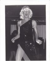 1- SUEDE SWEDEN Stocklom -Drag Show Travesti Transsexuel Cross-dresser - Vers 1982 -gay Homiosexualité - Karin Tornblom
