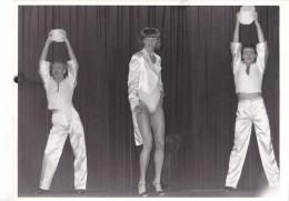 6- SUEDE SWEDEN Stocklom -Drag Show Travesti Transsexuel Cross-dresser - Vers 1982 -gay Homosexualité -ph Karin Tornblom