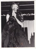 7- SUEDE SWEDEN Stocklom -Drag Show Travesti Transsexuel Cross-dresser - Vers 1982 -gay Homosexualité -ph Karin Tornblom