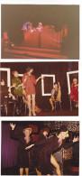 9- SUEDE SWEDEN Stocklom -Drag Show Travesti Transsexuel Cross-dresser - Vers 1982 -gay Homosexualité -ph Karin Tornblom