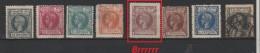 ESPAGNE - 1898-1905 - X & Obl. - FERNANDO POO - LOT DIVERS -