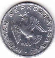 Hungary - Ungarn 10 Filler 1966, Aluminium - Hongrie