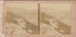 OESTERREICH:AM SEMMERING. - Photos Stéréoscopiques