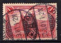 Deutsches Reich, 1900, Mi 63, Gestempelt (Reichspost) [030416XI] - Used Stamps