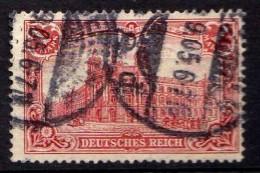 Deutsches Reich, 1902, Mi 78 A, Gestempelt [030416XI] - Oblitérés
