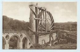 Great Wheel, Laxey, Isle Of Man - Isle Of Man