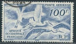 AOF - 1947 -   Vol  Sur L´ AOF - PA  N° 13  - Oblit - Used - Oblitérés