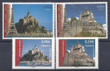 2006 - EMISSION COMMUNE - FRANCE NATIONS UNIES - MONUMENTS PATRIMOINE MONDIAL - Emissions Communes