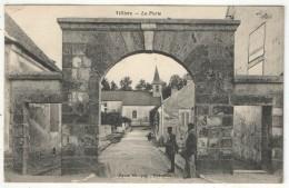 78 - VILLIERS-SAINT-FREDERIC - La Porte - Edition Pavie - France