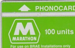 MARATHON CUR006 100U 505D LUXE - Royaume-Uni