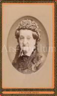 Photo / Carte De Visite / CDV / Femme / Woman / Photo L. H. Zeyen / Liége / Madame Winsinger - Photos