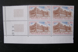 Timbre De France   Coin Daté  N° 1501 ** 1967 - 1960-1969