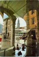 SUEDTIROL - BOLZANO/BOZEN - Vetrine Con Il Duomo - Schaufensterdurchsicht Mit Blick Auf Die Pfarrkircke - Bolzano (Bozen)