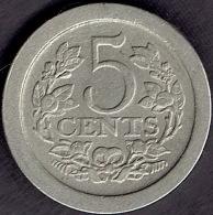 Netherlands 5 Cent 1908 - [ 3] 1815-… : Koninkrijk Der Nederlanden