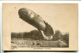 THMS1 Aviation Dirigeable La Courtine, Le Ballon - Dirigeables