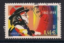 YT N° 3505 - Oblitéré - Musiciens - Frankreich