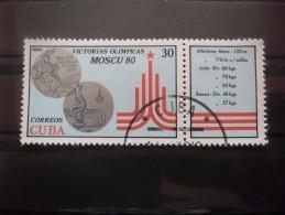 CUBA N°2226 Oblitéré - Used Stamps