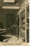 N°48997 -cpa Douai -banque Dupont -coffres éventrés Par Les Allemands- - Banques