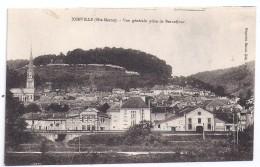CPSM Joinville Haute Marne 52 Vue Générale Prise De Beauséjour édit Magasins Réunis N°2152 écrite - Joinville