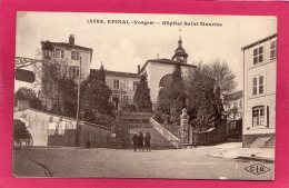 88 VOSGES EPINAL, Hôpital St-Maurice,  (C. Lardier, Besançon) - Epinal
