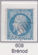 GC 608 Sur 22 - Brenod (1 Ain) - 1849-1876: Periodo Classico