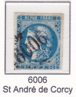 GC 6006 Sur 45 Ou 46 - St-Andre-de-Corcy (1 Ain) - 1849-1876: Periodo Classico