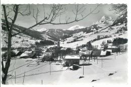PRAZ SUR ARLY - Vue Générale Et Le Mont Charvin - Ohne Zuordnung